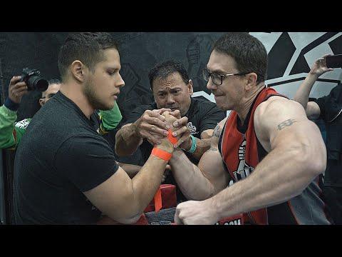 UAL Arm Wrestling Championship 2020 Right