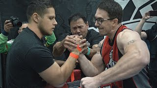 UAL Arm Wrestling Championship 2020 Right