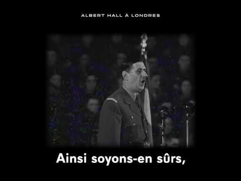 2020 annee - de Gaulle