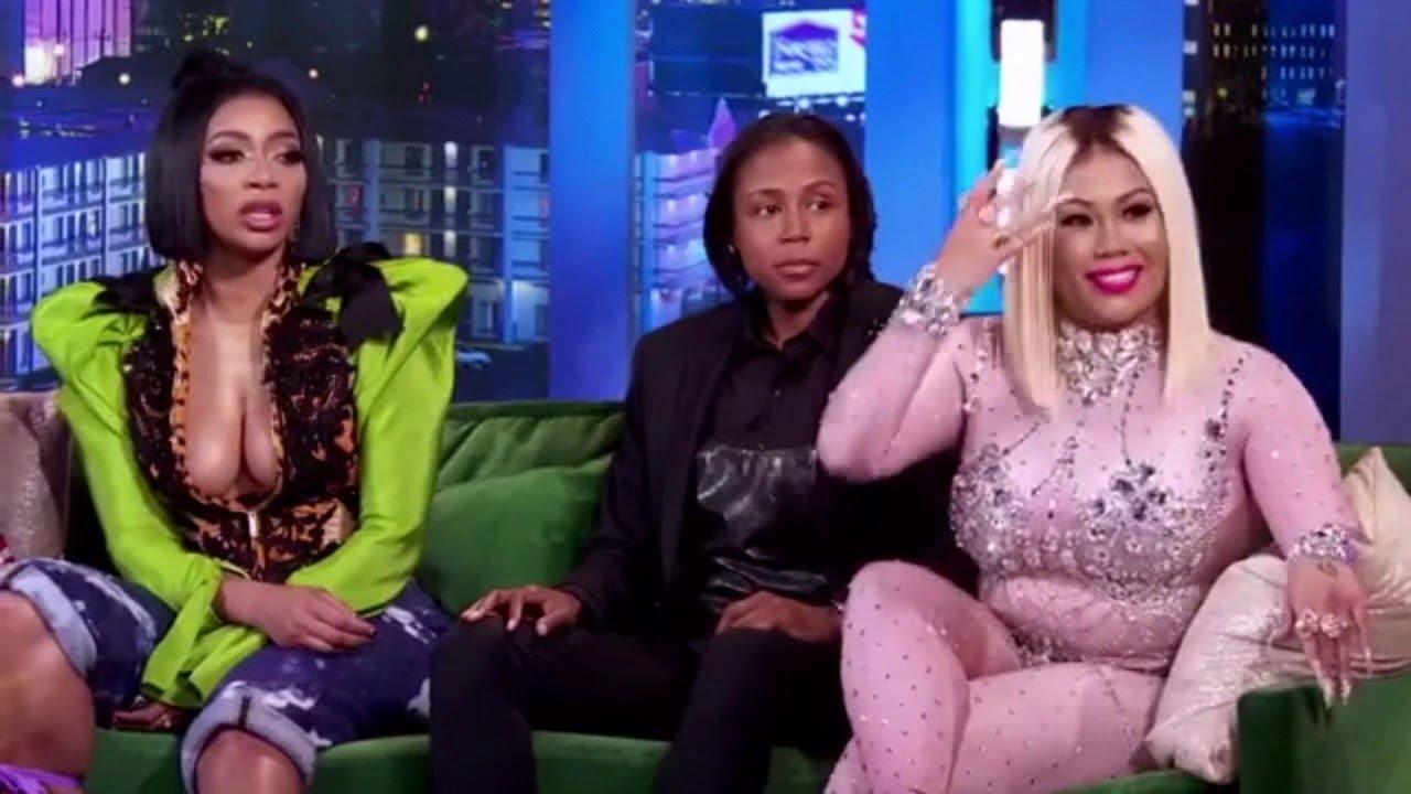 Love \u0026 Hip Hop Atlanta Season 6 Reunion Part 2 - #LHHATL - YouTube