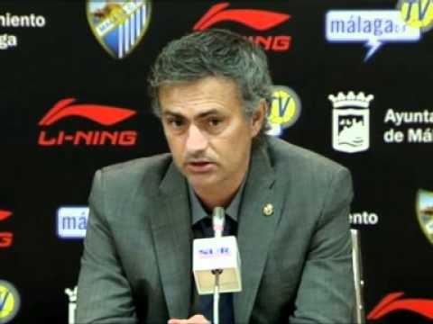 Mourinho post-Malaga