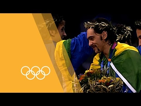 Olympic Champion Giba on Olympic spirit | Words of Olympians