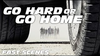 Go Hard or Go Home - Wiz Khalifa & Iggy Azalea (Official Video - Fast & Furious)