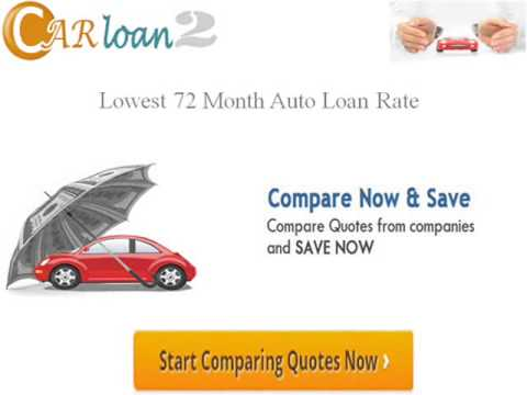 72 Months Auto Loan