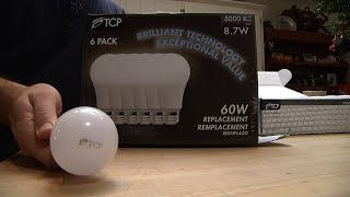 Best General Purpose LED Light-Bulb - TCP
