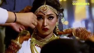 Jhanavi weds Tushar