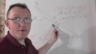 Геометрия 7 класс за час . часть 3