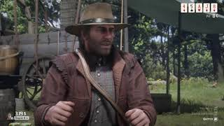 Partie de poker [Red Dead Redemption 2]