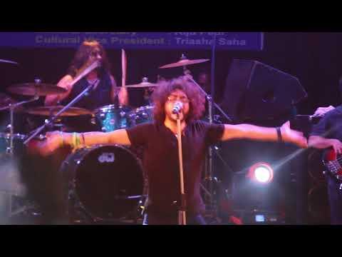 Bishakto Manush | Fossils | Live | Nazrul...