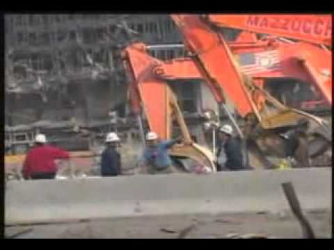 "9/11 ""Pull It"" WTC Building Demolition via Pulling Cables 