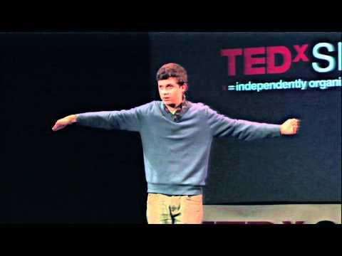 Lucky | George Watsky | TEDxSFED