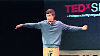 Repeat youtube video Lucky | George Watsky | TEDxSFED