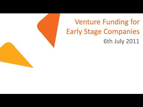 Venture Funding for Early Stage Companies | 06.07.2011