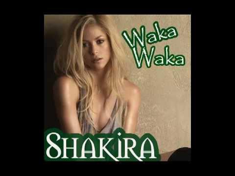 Download MP3 Stereo Shakira - Waka Waka