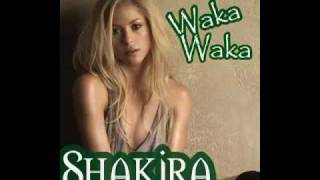 Download MP3 Stereo Shakira - Waka Waka