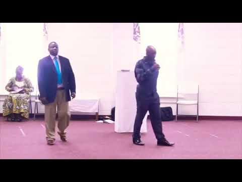 IGISIRIMBA: IN RICHMOND FREE METHODIST CHURCH, SUNDAY, MARCH 1, 2020
