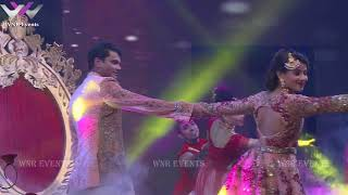 Couple Dance on Laal Ishq