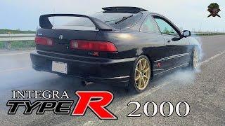 Honda Integra Type R Spec 2000 | ITR Street Drag Racing & Time Attack