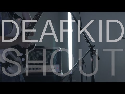 Deafkid - Shout (Tears For Fears cover) Live session