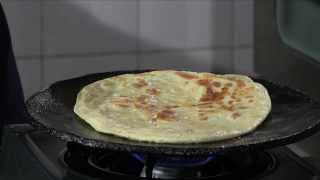 Kitchen Mechuka - How to make Chapati