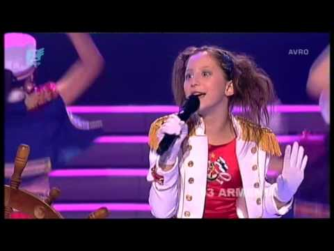 Junior Eurovision 2007: Arevik - Erazanq (Armenia)