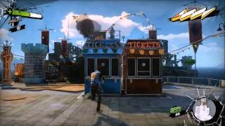 E3 2014 - Sunset Overdrive GAMEPLAY FOOTAGE Walkthrough [1080p]