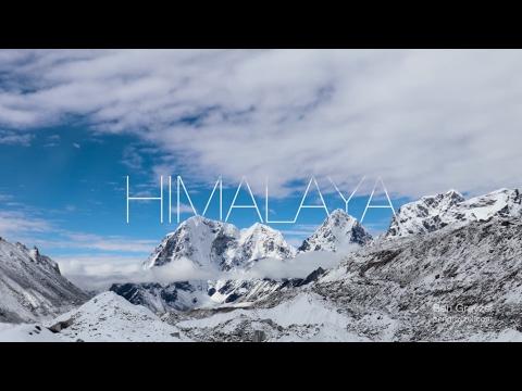 Himalaya | Time Lapse 2017