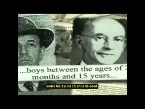 PEDÓFILO ALFRED KINSEY - FIGURA CENTRAL DE LA REVOLUCIÓN SEXUAL