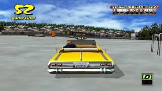 Crazy Taxi PC - Как правильно бомбить