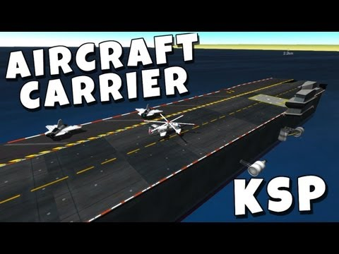 Viking Space Program - Aircraft Carrier
