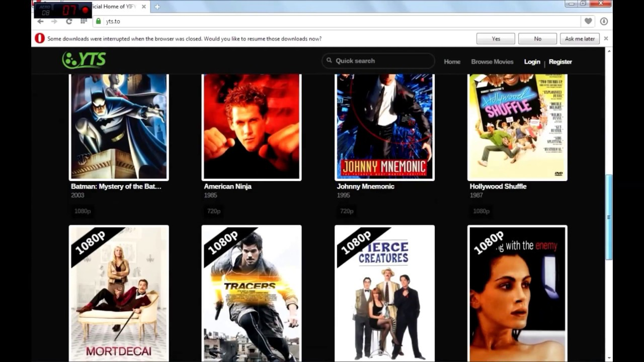 how to download movies in 1080p,no registration required remake