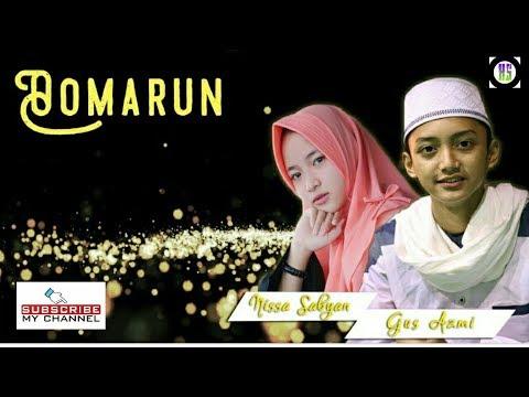 QOMARUN - Gus Azmi feat Nissa Sabyan #sholawat Nabi
