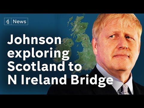 Revealed: Johnson exploring