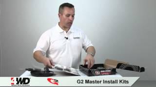 g2 axle master overhaul kit