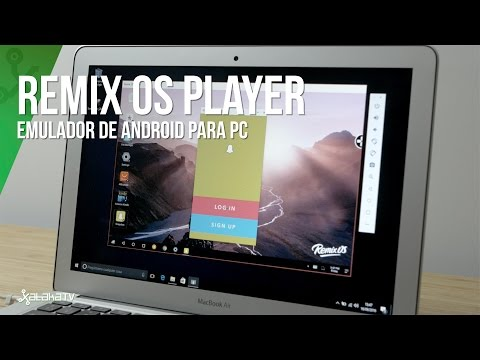 Remix OS Player, una interesante forma de emular Android en el PC