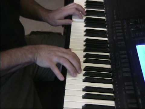 Moonlight Sonata on the Casio WK500 keyboard (My first attempt)