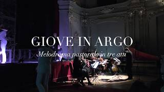 "Antonio Lotti ""Giove in Argo"" - World premiere (Szczawno Zdrój 20.9.2019). Part 1/8"