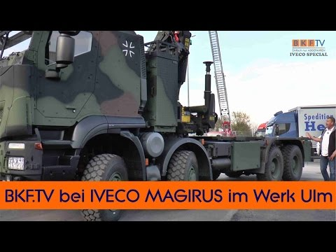 Iveco in Ulm - Daily Eurocargo Stralis TurboStar Strails NP - Exclusiv