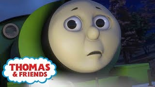 Thomas & Friends UK | Monsters Everywhere! Song 👻Tale of the Brave Compilation ⭐Videos for Kids