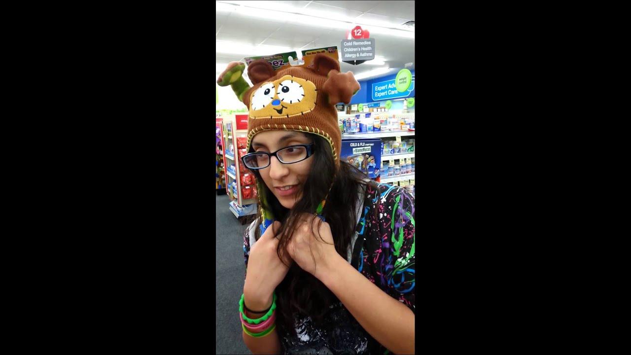 cvs fun hat