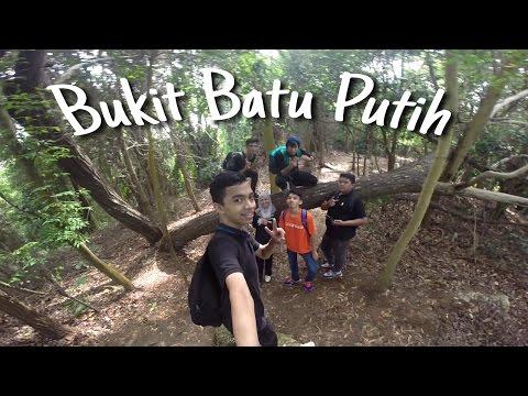 Vlog - Hiking at Bukit Batu Putih - Adventure with friend and family