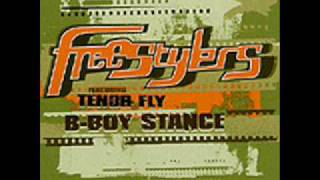freestylers - b-boy stance (check the skills)
