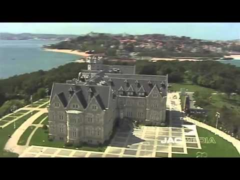 Areal video By JACMEDIA, Spain Cantabria Biscay. Drone and Wescam