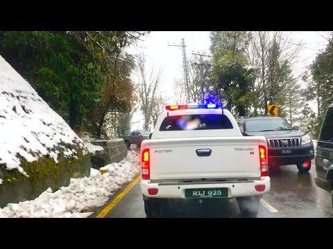 Murree Trip w/t President of Pakistan :D Vlog # 2017.01.07