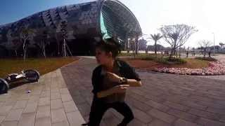 Dance in Kaohsiung 2015 Bucie Feat. Heavy-K - Easy to Love