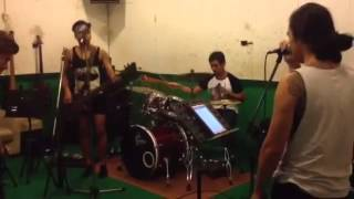 Baixar Did my time (korn cover) first time practise by Teething Band thailand