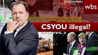 CSYOU Armin = neuer Rezo? | Rechtsanwalt Christian Solmecke