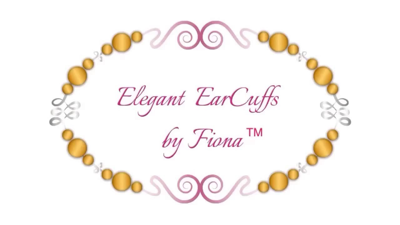 How To Wear and Adjust Elegant EarCuffs By Fiona