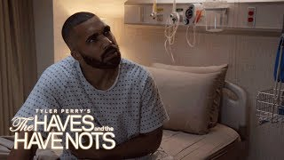 benny reveals how he was attacked tyler perrys the haves and the have nots own