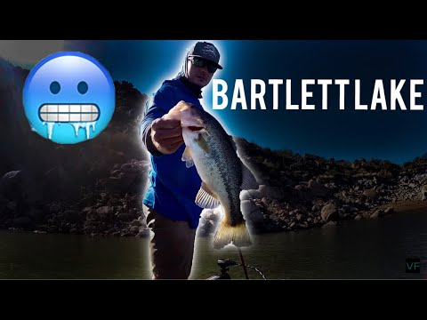 Arizona Winter Time Bass Fishing | Bartlett Lake